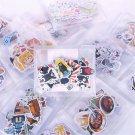 Cartoon Kids Album Scrapbook Diary Planner Card Photo Letter Sticker Decor New