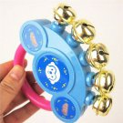 Lovely Creative Hand Shaking Bells Rattle Handbell Baby Musical Educational Toys