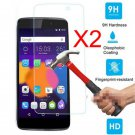 2PCS New 9H+ Tempered Glass Screen Protector For Alcatel One Touch Idol 3 5.5""