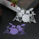 Drum Metal Cutting Die Stencil Scrapbooking Paper Album Card Craft Embossing 1X