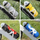 750ml Mountain Sport Road Cycling Outdoor Water Bottle + Holder Cage Rack FT
