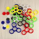 For Tri-Spinner Hand Spinner EDC Fidget Toy Plastic Frame Shell Without Bearing