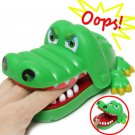 Fun Big Crocodile Mouth Dentist Bite Finger Game Toy Family Game For Kids Gift F