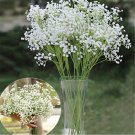 Sweet Gypsophila Floral Artificial Fake Silk Flower Plant Wedding Home Decor FT8