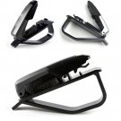 Sun Visor Sunglasses EyeGlasses Card Pen Holder Clip Car Vehicle Decor 1PCS FT