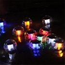 For Garden Outdoor Fairy Summer Lamp Solar Powered Retro Bulb String Lights 1PCS