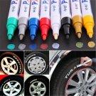 DIY Waterproof Universal Permanent Paint Marker Pen Car Tyre Tire Tread Rubber