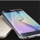 For Samsung Galaxy S6 Edge + S7 Edge HD Clear Transparent Screen Protector Film