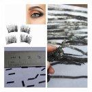 8X For 3D Magnetic False Eyelashes Extension Reusable Ultra-thin Magnet Sheet
