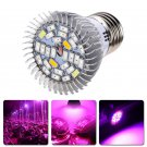 For Flower Plant 28W Full Spectrum E27 Led Grow Light Growing Lamp Light Bulb FT