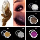 Pro Glitter Makeup Loose Powder Eyeshadow Beauty Eye Shadow Pigment Waterproof