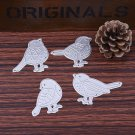 4X DIY Birds Stencil Cutting Carbon Scrapbooking Card Diary Stamping Template FT