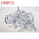 100X Lots Bicycle Shifter Brake Gear Inner Cable Tips Ends Caps Crimps Ferrules