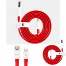 For Oneplus 3 Three Original Fast Charge Charger Data Type-C USB Cable New