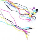 Earphone W/Volume Control handsfree 3.5mm Headsets For Samsung Galaxy S4 i9500