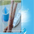 20Pcs DIY Disposable Ice Cream Ice Lolly Self Sealing Mold Bags Ice Pop Bag Tray