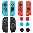 Fashion Case Cover Skins for Nintendo Switch Joy-Con Controller + Grips Caps