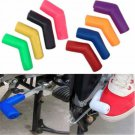 Stylish Rubber Shifter Sock Boot Shoe Protector Shift Cover Motorcycle Dirtbike