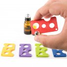 4 Color Essential Oil Opener Key Tool Remover For Roller Balls and Caps Bottles
