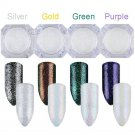 Gorgeous Nail Glitter Powder Dust 3D Nail Art Decoration Manicure Shining Tips