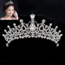 Luxury Bridal Wedding Crystal Rhinestone Hair Headband Crown Comb Tiara Prom New