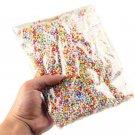 Lot Assorted Colors Crafts Polystyrene Styrofoam Filler Foam Mini Beads Balls FT