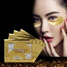 Pro 5/10 Pairs Gold Moisturizing Skin Care Gel Collagen EYE Hydrating Face Masks