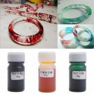 Liquid Silicone Resin Pigment Dye DIY Making Jewelry Crafts Accessories FT