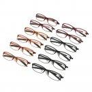 Women Men Flexible Reading Glasses Readers Strength Presbyopic Glasses FT