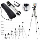 For Cell Phone +Bag Professional Camera Tripod Stand Holder Mount 1SET