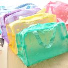 Helpful Travel Toiletry Wash Toothbrush Portable Makeup Cosmetic Organizer Bag