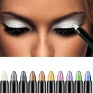 Pro Beauty Glitter Highlighter Eyeshadow Pencil Cosmetic Eye Shadow Eyeliner Pen