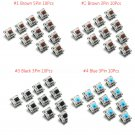 15mm 3Pin blue Wired USB Mechanical Switch Keyboard for Gateron RGB Series FT