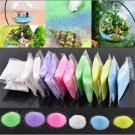 1 Bag Fun Colorful Quartz Sand Miniature Dollhouse Bonsai Pot Fairy Garden Decor