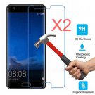 For Huawei P10 2PCS 9H+ Clear Tempered Glass Screen Protector New
