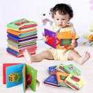 Fun Intelligence development Cloth Bed Cognize Book Educational Toy For Kid Baby