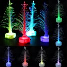 Fashion Color Changing Christmas Xmas Tree LED Light Lamp Home Party Decoration