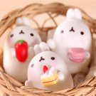 Cute Mochi Squishy Rabbit Squeeze Healing Kids Kawaii Toy Stress Reliever 1PCS