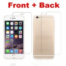 For iPhone 7 7 Plus Premium Real Front+Back Tempered Glass Film Screen Protector