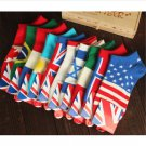 1 Pair New Men Fashion Ankle Socks Low Cut Crew Casual Sport Color Cotton Socks