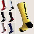 Sports Men's Cotton Cushioned Crew-Athletic Dri-Fit Basketball Football Socks FT