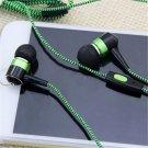 1X 3.5mm In-Ear Stereo Headphone Earbuds Earphone Headset Mic for iPhone Samsung