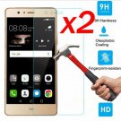 For Huawei P9/P9 Lite/P9 Plus 2PCS 9H+ Tempered Glass Cover Screen Protector New