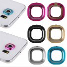 New Rear Camera Lens Protector Case Cover Ring For Samsung Galaxy S6/S6 Edge FT