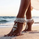 HOT Fashion Sexy Silver Anklet Chain Ankle Bracelet Foot Jewelry Barefoot Sandal