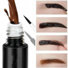 8g Pro Sexy Eyebrow Cream Waterproof Eyebrow Gel Peel off Eyebrow Tint Gel FT