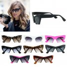 Sexy Women's Leopard Cat Eye Sunglasses Retro Classic Designer Vintage Shades