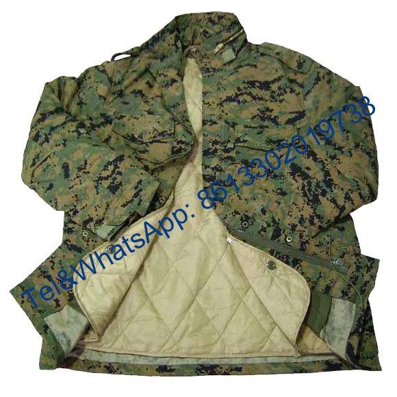 Military Uniform M65 Jacket