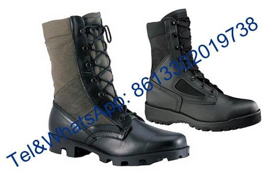 Military Boo Jungle Boot