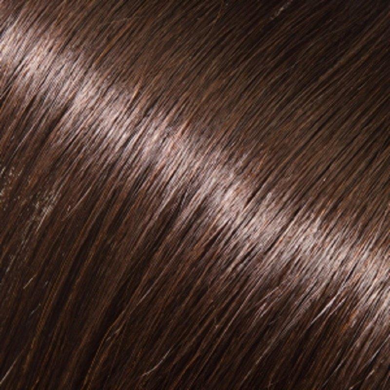 """Donna Bella 22"""" Pure Human Remy Hair I-Link Pro Wavy #2 (Darkest Brown)"""